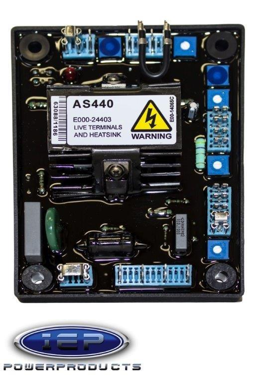 M16fa 655a Avr Marelli Iep Power Products