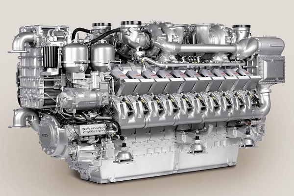 Rolls-Royce Diesel Engines